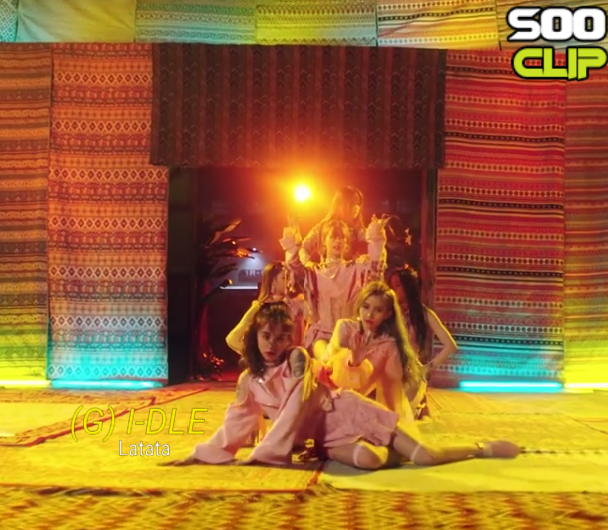 (G)- IDLE, la nouvelle addition de la Pop Coréenne