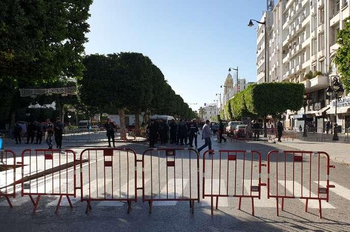 [info SGM] Attentat : Une femme se fait exploser en plein Tunis