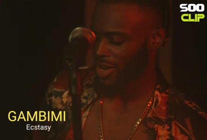 «Ecstasy» de Gambimi