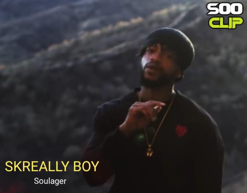 «Soulager» de Skreally Boy