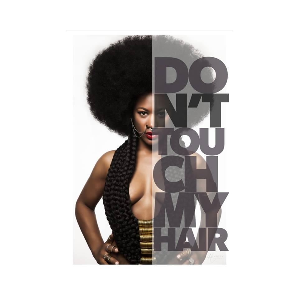 [Soo News] Don't touch my hair