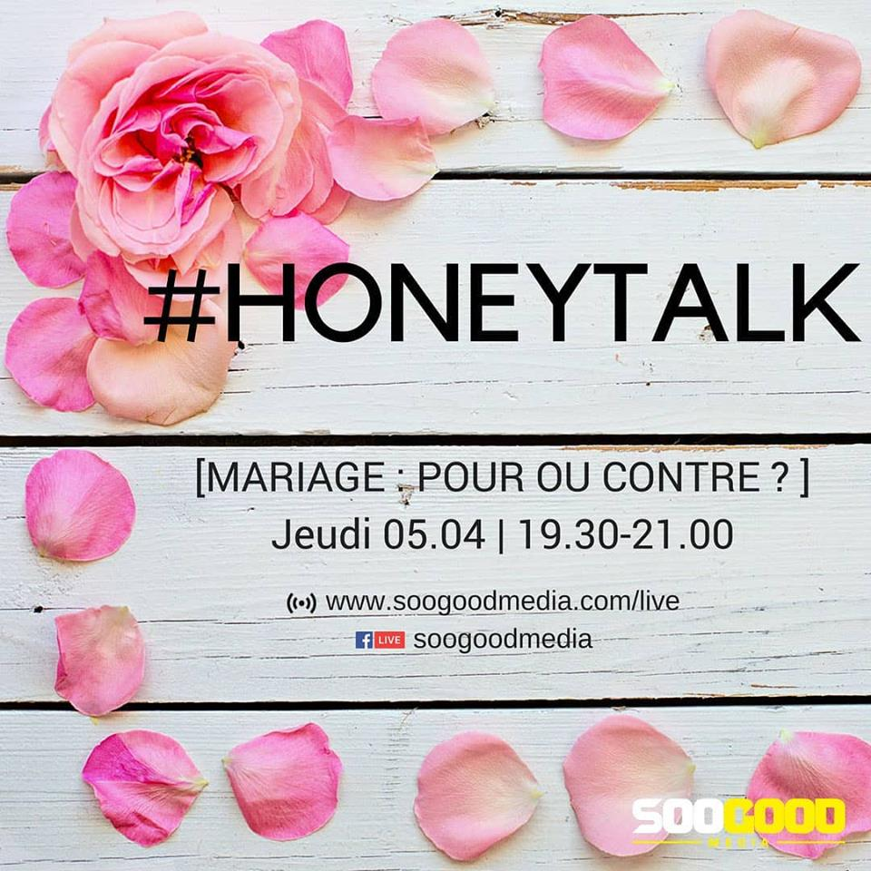[HONEY TALK] 05.04