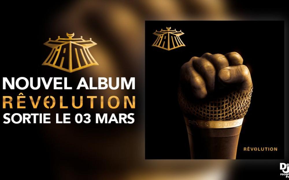 [info SGM] Musique : IAM sort un nouvel album en mars