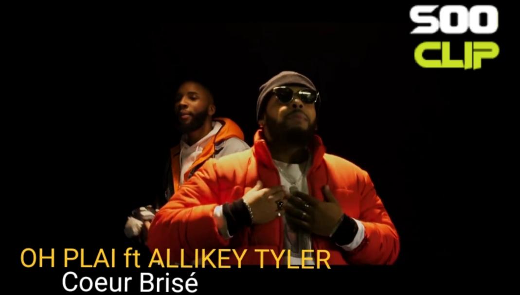 «Coeur brisé» d'Ohplai feat Allikey Tyler