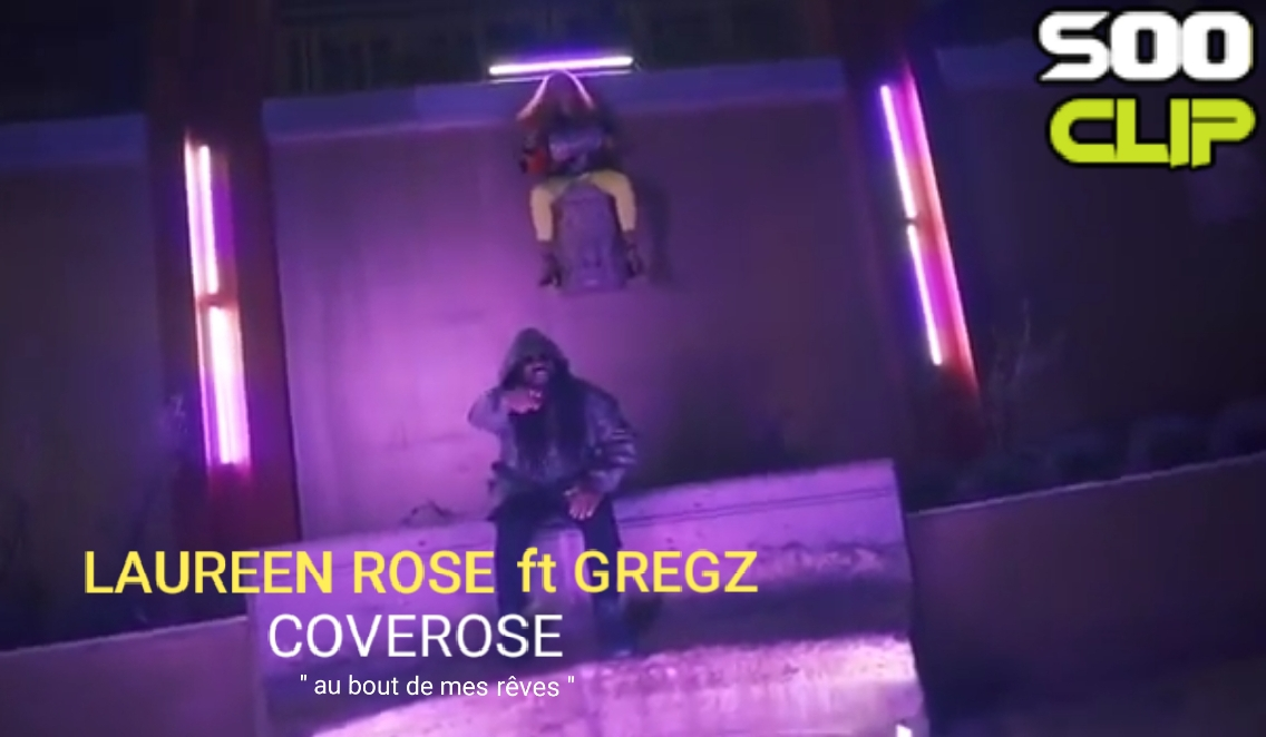La « Coverose » de Laureen Rose featuring Gregz