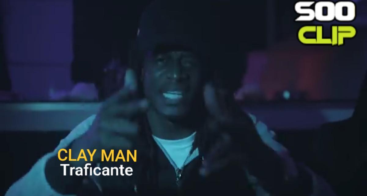 «Traficante» de Clay Man