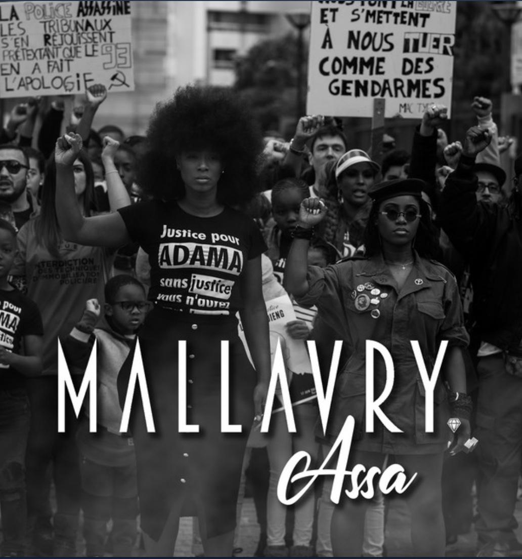 Mallaury chante Assa.